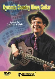 Catfish Keith - Blues Guitar