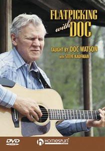 Flat Picking with Doc
