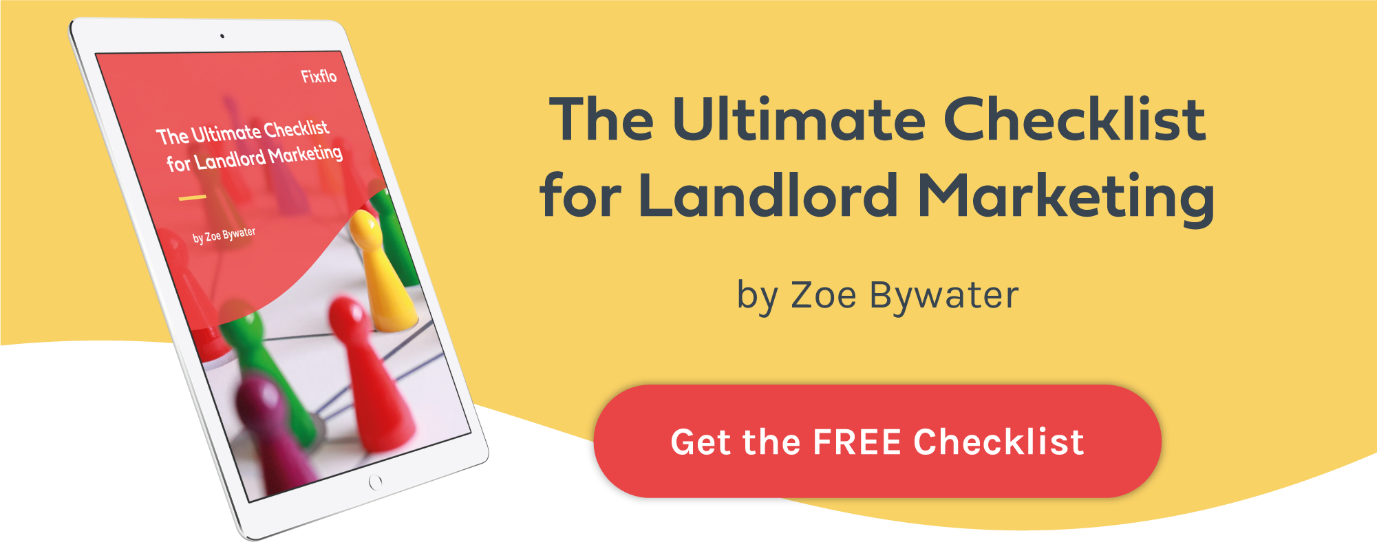 Ultimate Checklist for Landlord Marketing_Email