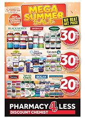 Catalogue 6: Pharmacy 4 Less