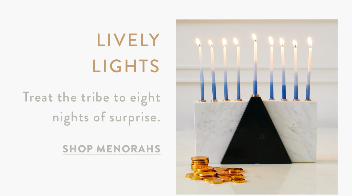 Shop Menorahs