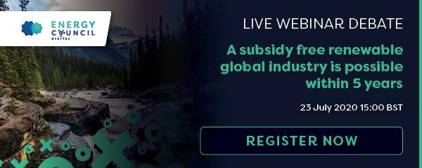 webinar debate subsidy free renewables