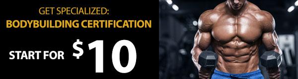 Bodybuilding Certification