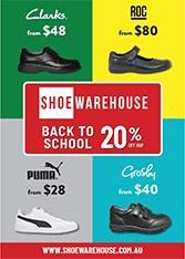 Catalogue 3: Shoe Warehouse