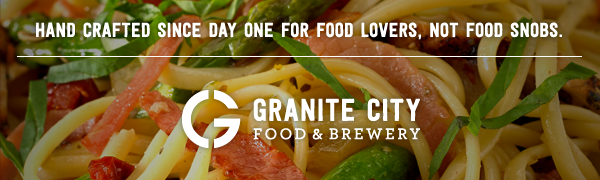 Hand crafted since day one. Granite city