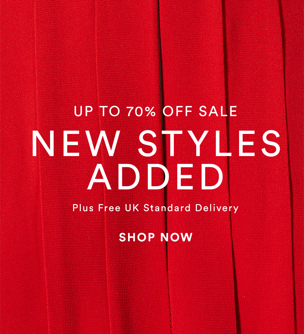 Sale New Styles Added