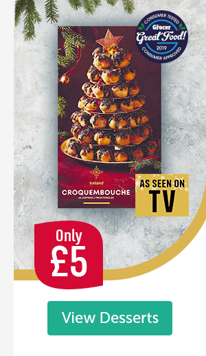 Croquembouche Consumer Tested Consumer Approved The Grocer Great Food 2019 As Seen On TV Only �View Desserts