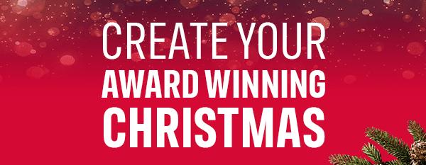 Create your award winning Christmas