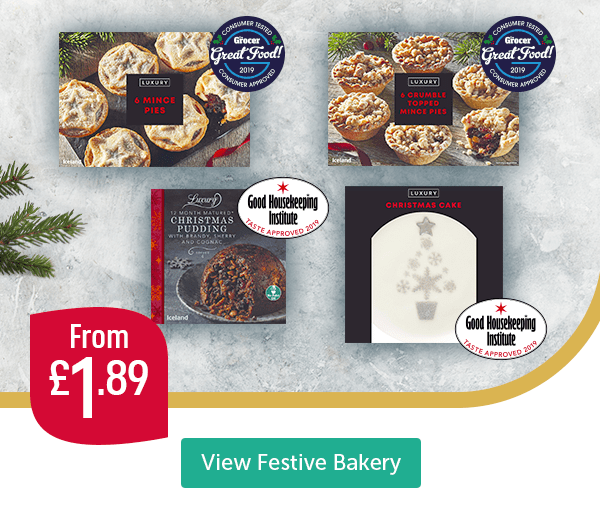 Luxury Mince Pies 6 Pack Consumer Tested Consumer Approved The Grocer Great Food 2019 Crumble Topped Mince Pies 6 Pack Consumer Tested Consumer Approved The Grocer Great Food 2019 Luxury 12 Month Matured Christmas Pudding Good Housekeeping Institute Taste Approved 2019 Luxury Christmas Cake Good Housekeeping Institute Taste Approved 2019 From �89 View Festive Bakery