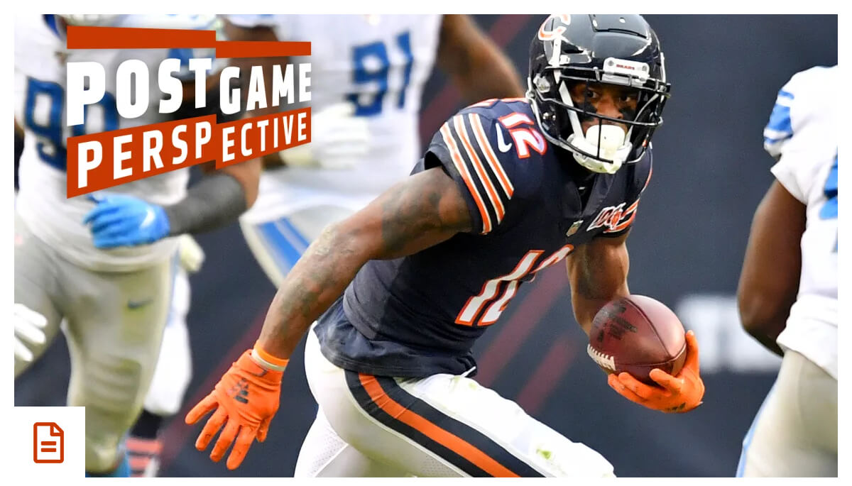 Three-TD outburst leads Bears to win