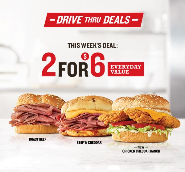 Drive Thru Deals