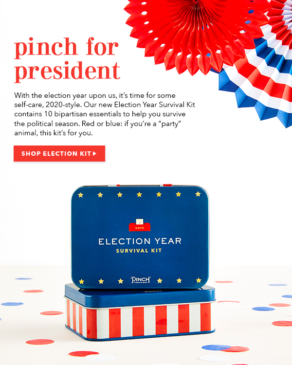 Pinch for President - Shop Election Kit