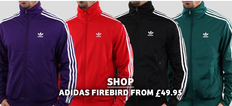 Adidas Firebird Collection