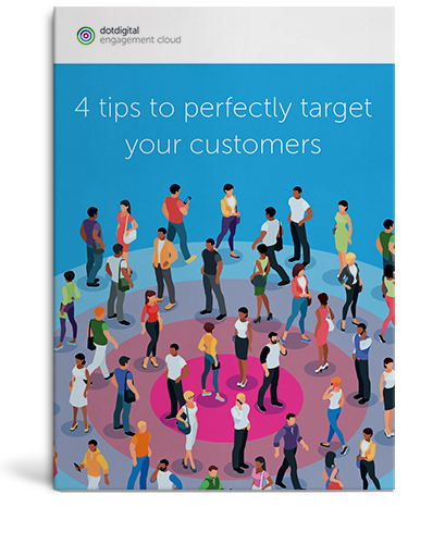 Download the 4 tips to perfectly target your customers cheatsheet