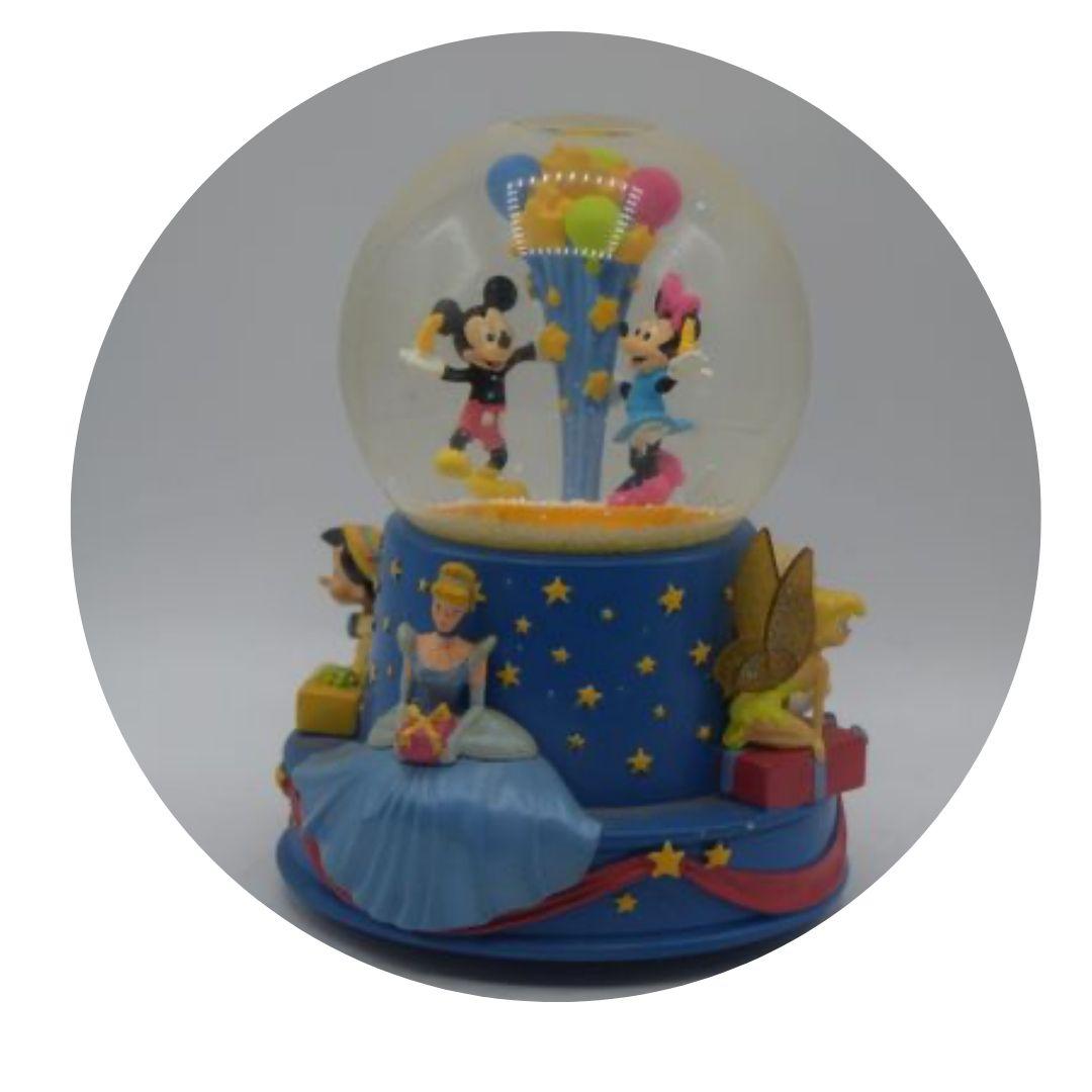Disney Musical Snow Globe