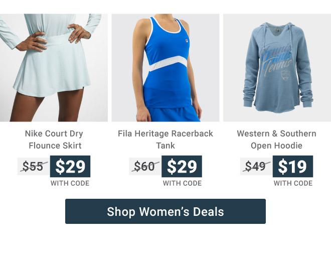Sale Womens Apparel