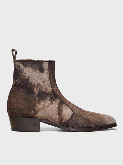 Ludlow Vintage Zip Boot
