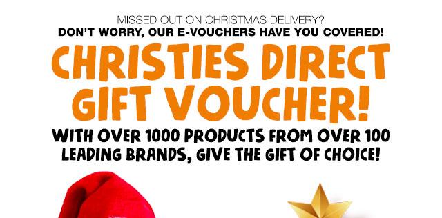 Shop Gift Vouchers