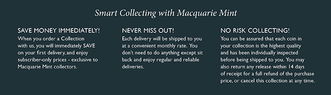 Smart Collecting with Macquariemint