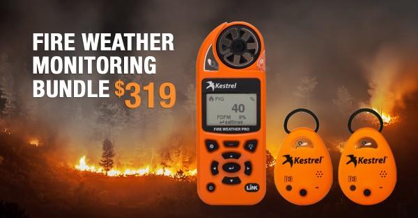 Kestrel Fire Weather Bundles