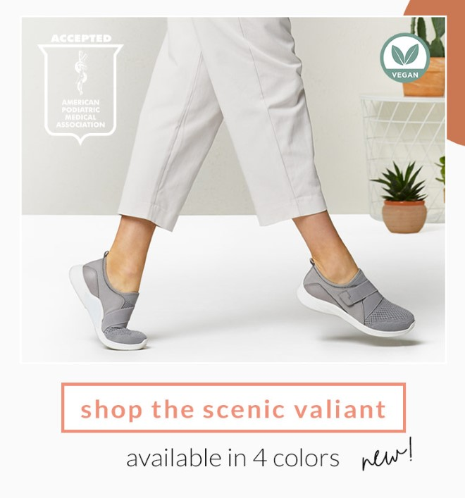 New! Shop the Scenic Valiant (available in 4 colors)