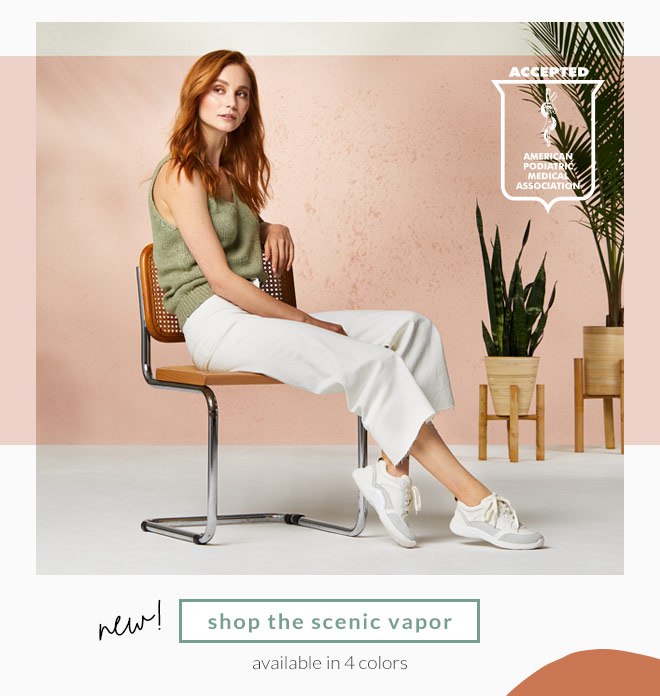 New! Shop the Scenic Vapor (available in 4 colors)