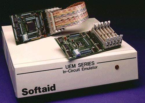 Softaid in-circuit emulator