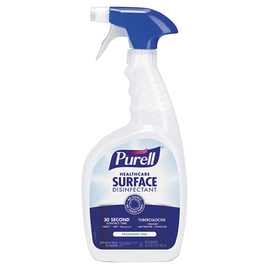 PURELL® Healthcare Surface Disinfectant, Fragrance Free