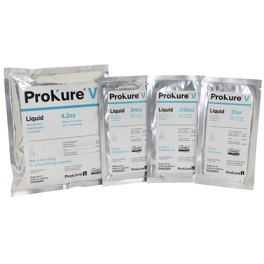 ProKure™ V Liquid Disinfectant