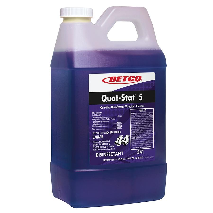 Betco FASTDRAW® Quat?Stat™ 5 Alkaline Disinfectant