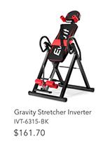 Gravity Stretcher Inverter