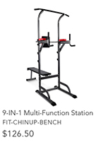 9-IN-1 Multi-Function Station
