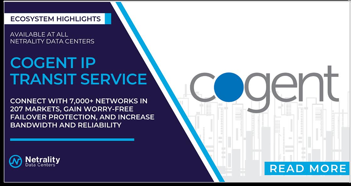 Cogent IP Transit Service Blog