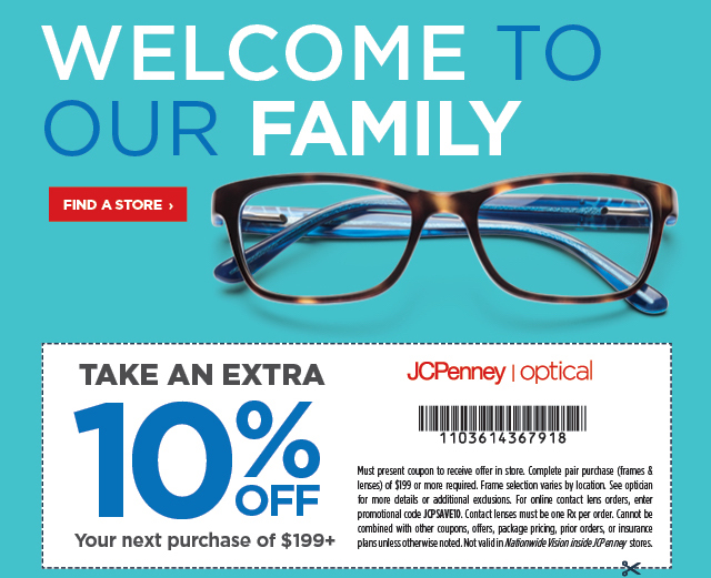 Welcome to our family - Take an Extra 10% OFF your next purchase of $150+