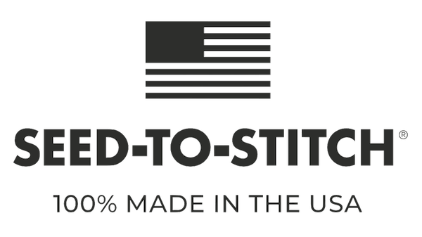 seed to stitch made in usa