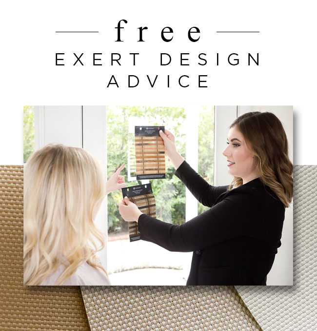 Get Free Expert Design Advice