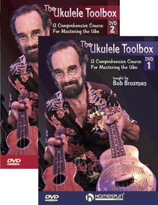 Bob Brozman Uke Tool Box