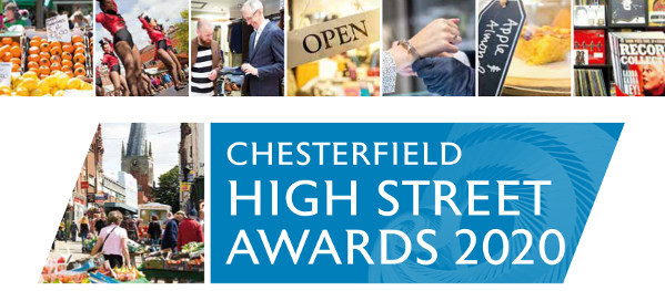Chesterfield High Street Awards finalists announced