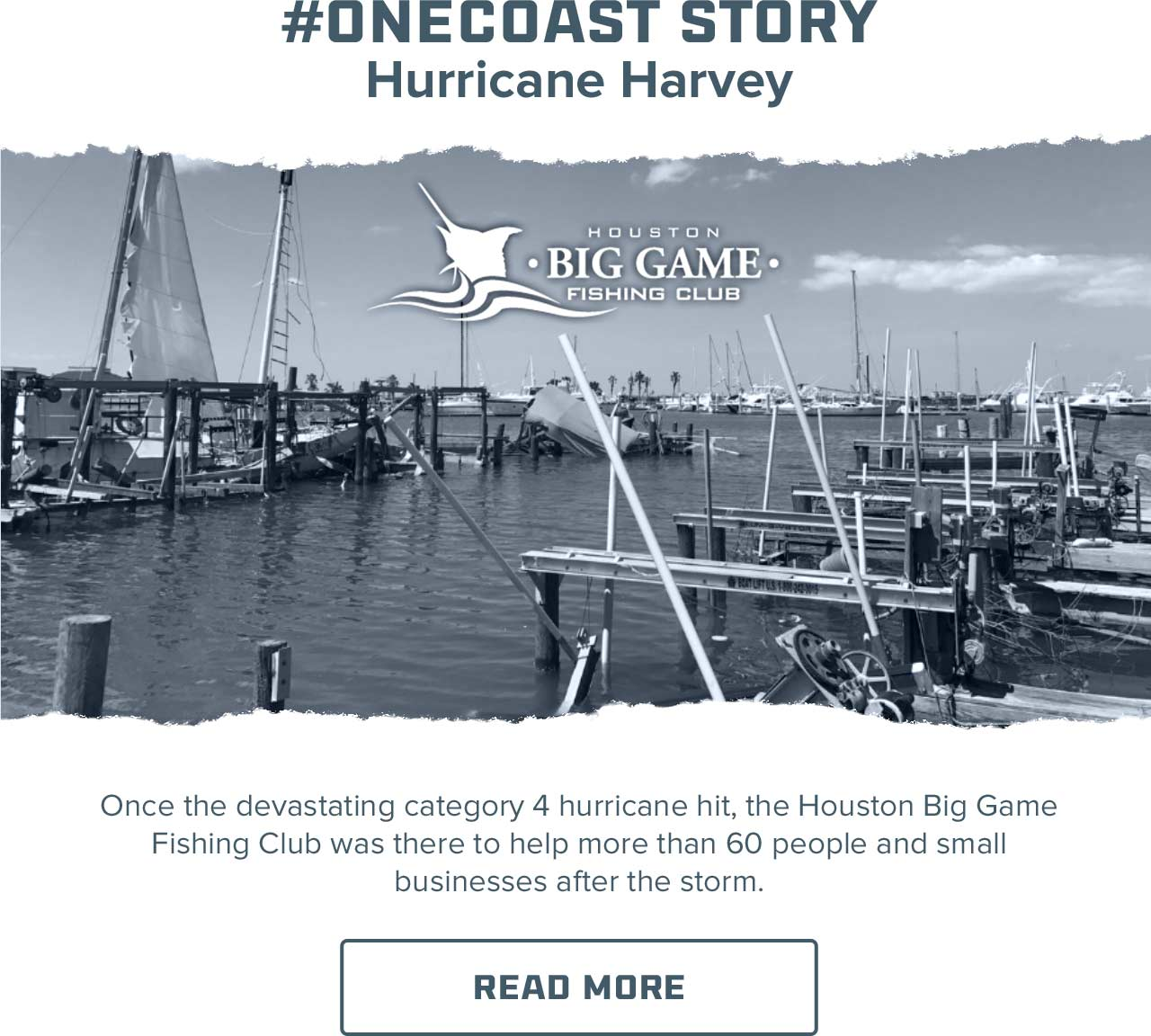 #One Coast Story: Houston Big Game Fishing Club