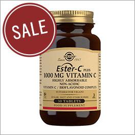 Ester-C + 1000mg Vitamin C