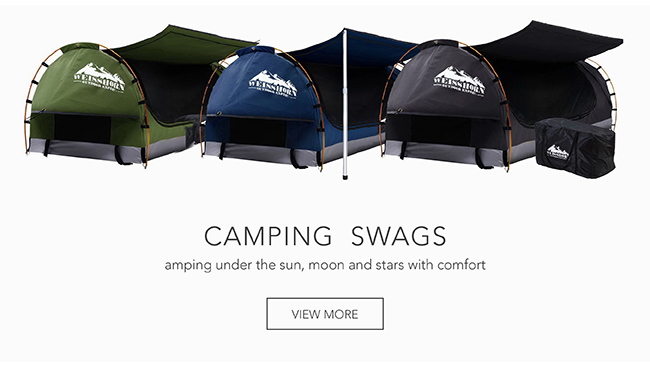 Camping  Swags