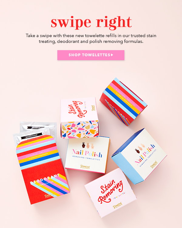 Swipe Right - Shop Towelettes