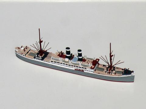 RHE 184B Simon Bolivar Norwegian cruising livery