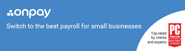 Switch to the best payroll for small businesses