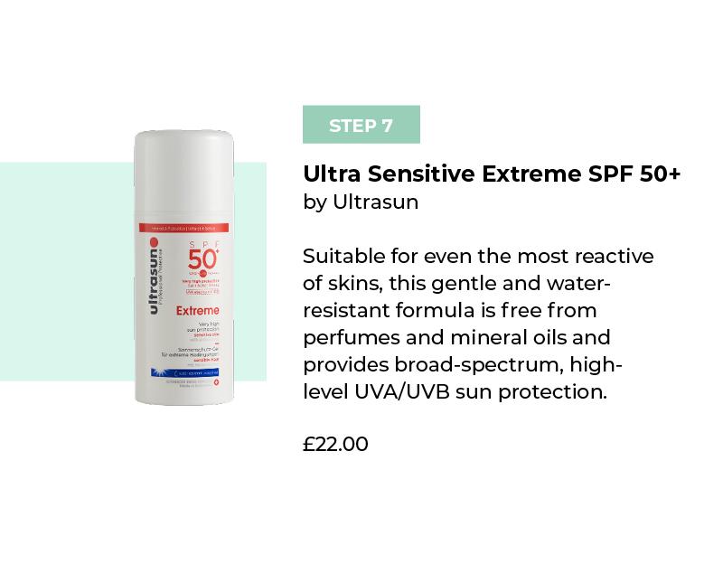 Ultrasun Ultra Sensitive Extreme SPF 50+