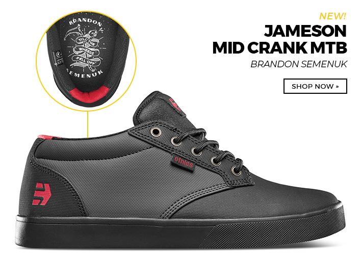 Jameson Mid Crank