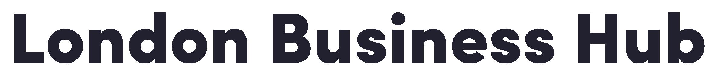 London Business Hub Logo