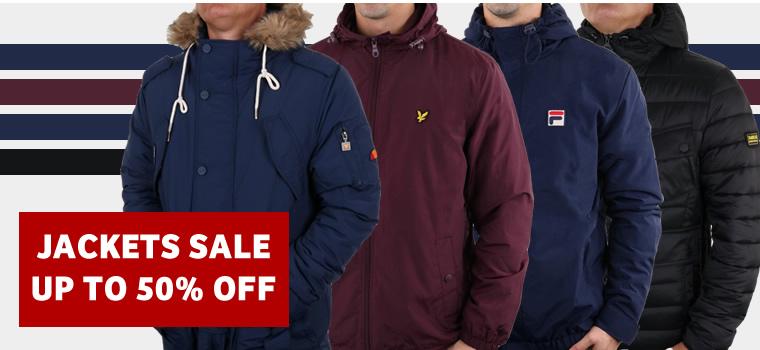 Jackets & Coats Sale