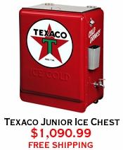 Texaco Junior Ice Chest