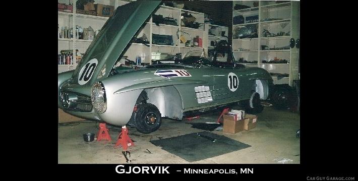 Gjorvik - Minneapolis, MN